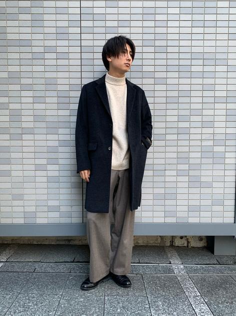 [URBAN RESEARCH 三宮店][tomoki ikeda]