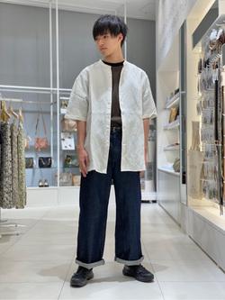 [SENSE OF PLACE イオンモール京都桂川店][上田 稜馬]