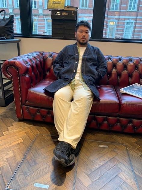 [WORK NOT WORK URBAN RESEARCH KITTE丸の内店][@dandy_nakazawa]