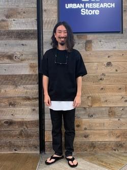[URBAN RESEARCH Store ラゾーナ川崎プラザ店][土谷 啓介]