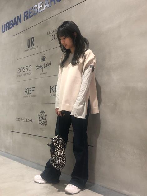 [URBAN RESEARCH Store パルコヤ上野店][ゆうき]