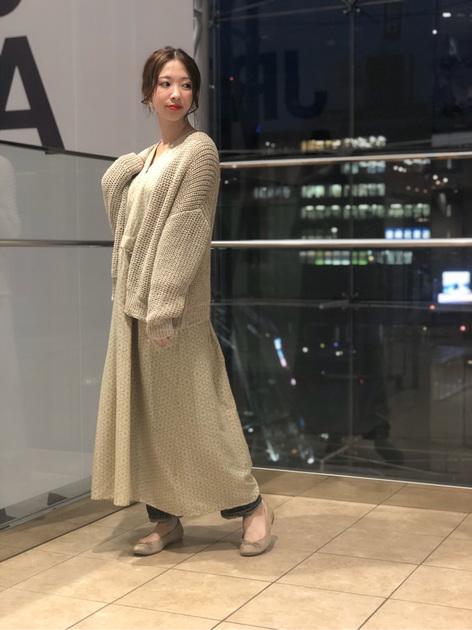 [DOORS 札幌ステラプレイス店][津島 梨湖]