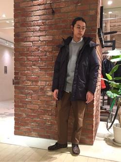 [URBAN RESEARCH 名古屋パルコ店][榎本 爽太]