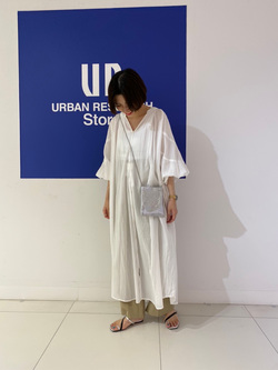 [URBAN RESEARCH Store 近鉄あべのハルカス店][永井 千聖]
