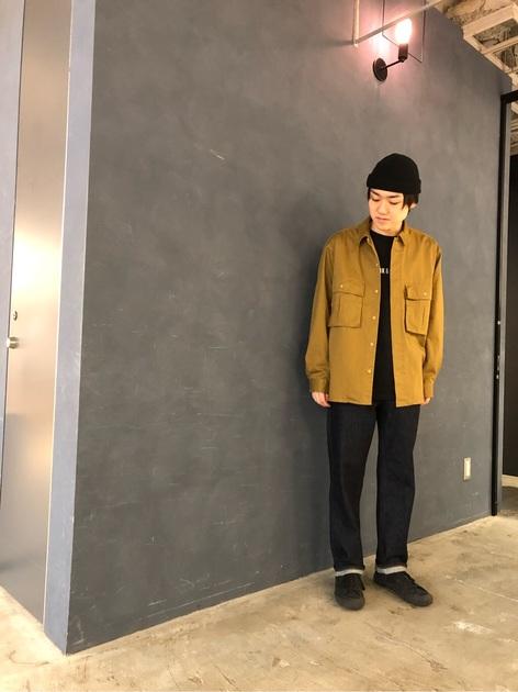 [DOORS 渋谷モディ店][ぺいしゅん]