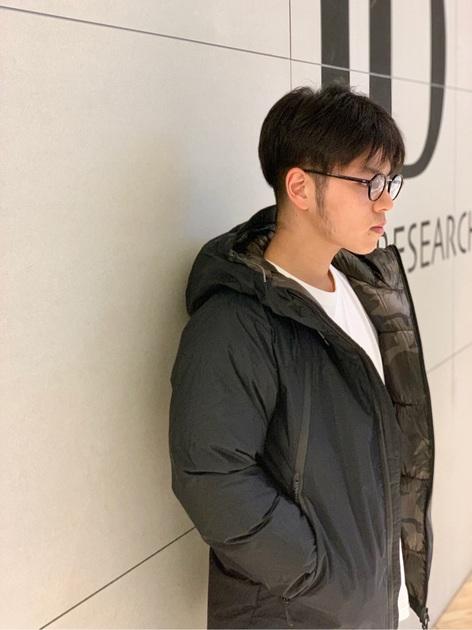 [URBAN RESEARCH iD ルミネエスト新宿店][Masahiro Inagaki]