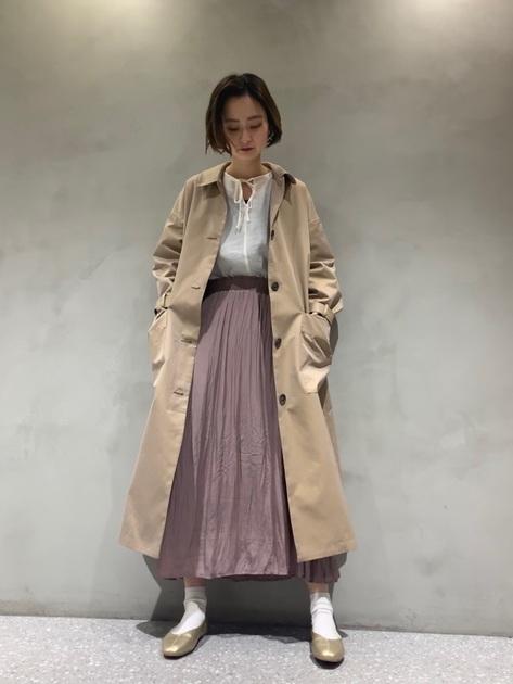 [SENSE OF PLACE 天王寺ミオ店][fujita mayu]