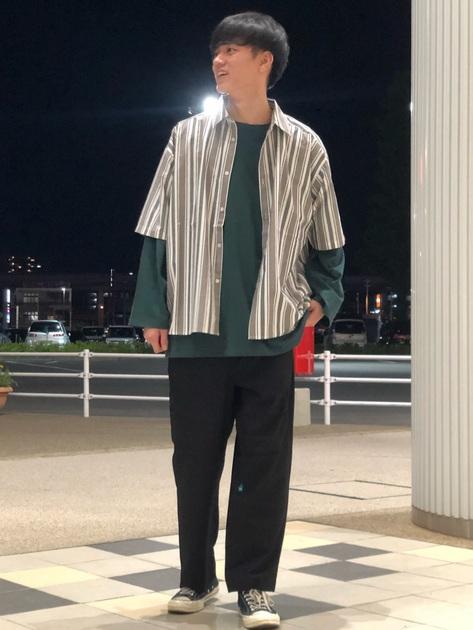[SENSE OF PLACE イオンモール広島府中店][道野 大志]