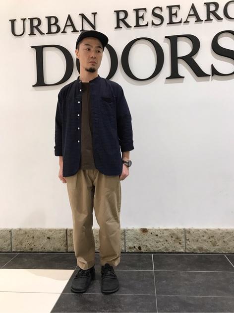 [DOORS イオンモール広島府中店][永井 俊]