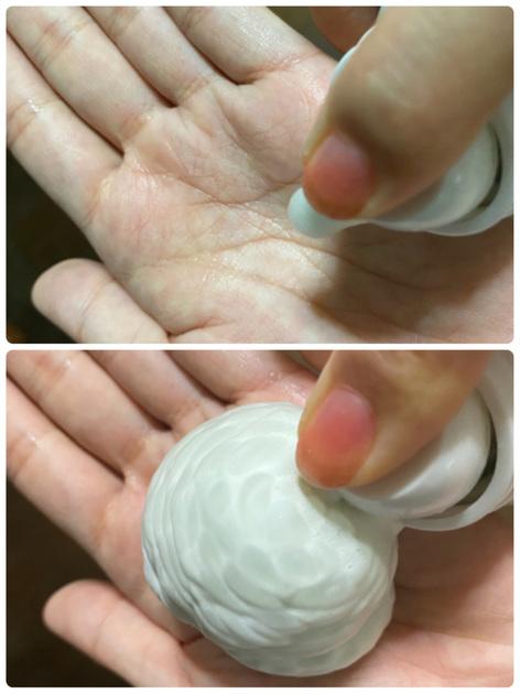 【濃密泡で毛穴スッキリ!】 少しずつ暑くなってきてベタつきや毛穴の汚れが気になりやすい時期にピッタリの商品をオススメします! こちら振るだけで弾力のある泡が出てくる洗顔です。 ただ顔を洗うだけでなくフライブルクファンゴがベタつきや毛穴の奥の汚れまでも洗浄してくれます。 朝の忙しい時間にも、泡立てる時間が短縮出来るし洗い上がりがすっきりします! さらにライトメイクまで落とせるので休日の簡単メイクの時にはコレ一本でOK‼︎