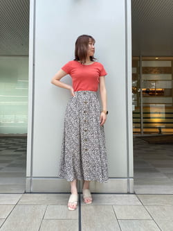 6231155 | ayumi《LUCUA大阪店STAFF》 | FREE'S MART (フリーズ マート)