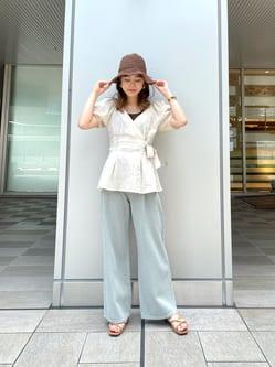 5820029 | Misa《LUCUA大阪店STAFF》 | FREE'S MART (フリーズ マート)
