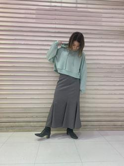 4172888 | ゆかちん《渋谷109店STAFF》 | FREE'S MART (フリーズ マート)