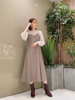 7296591 | STAFF | PROPORTION BODY DRESSING (プロポーションボディドレッシング)