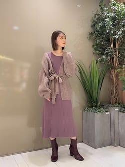 8327421   STAFF   PROPORTION BODY DRESSING (プロポーションボディドレッシング)