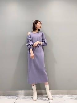 7295767 | STAFF | PROPORTION BODY DRESSING (プロポーションボディドレッシング)