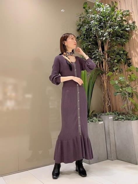 8142333 | STAFF | PROPORTION BODY DRESSING (プロポーションボディドレッシング)