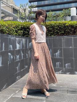 5963617   京都ポルタ staff   JILL by JILLSTUART (ジルバイジルスチュアート)