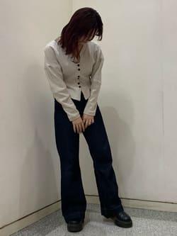 6787473   MOEKA《渋谷109店STAFF》   FREE'S MART (フリーズ マート)