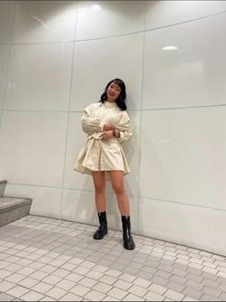 7395555 | ハルカ《渋谷109店STAFF》 | FREE'S MART (フリーズ マート)