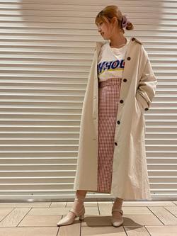 4554492 | Emma《新宿ルミネエスト店STAFF》 | FREE'S MART (フリーズ マート)