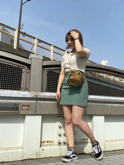 5023051 | Emma《新宿ルミネエスト店STAFF》 | FREE'S MART (フリーズ マート)