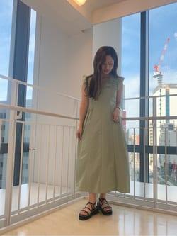 5738479 | yuzuki《タカシマヤゲートタワーモールSTAFF》 | FREE'S MART (フリーズ マート)