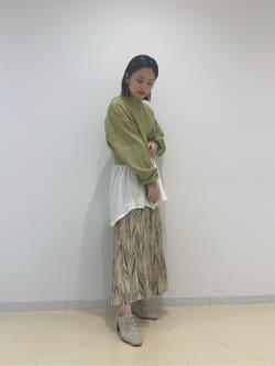 6845998 | yuzuki《タカシマヤゲートタワーモールSTAFF》 | FREE'S MART (フリーズ マート)