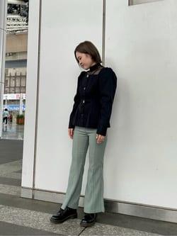 7159771 | risa《LUCUA大阪店STAFF》 | FREE'S MART (フリーズ マート)