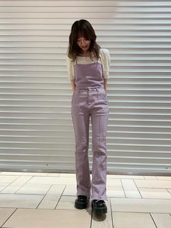 4597128 | Rui《新宿ルミネエスト店STAFF》 | FREE'S MART (フリーズ マート)