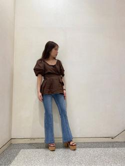 4635471 | hitomi 《渋谷109店STAFF》 | FREE'S MART (フリーズ マート)
