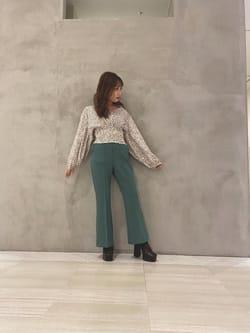 7087432 | hitomi 《渋谷109店STAFF》 | FREE'S MART (フリーズ マート)