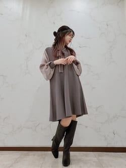 8076494 | STAFF57 | PROPORTION BODY DRESSING (プロポーションボディドレッシング)