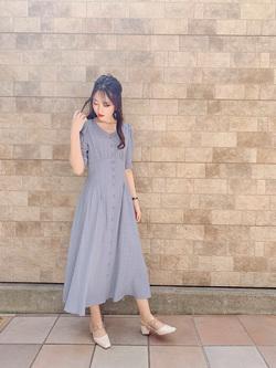 4791173 | STAFF | PROPORTION BODY DRESSING (プロポーションボディドレッシング)