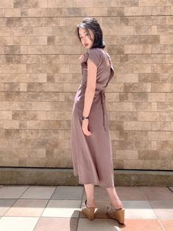 5661516 | STAFF | PROPORTION BODY DRESSING (プロポーションボディドレッシング)