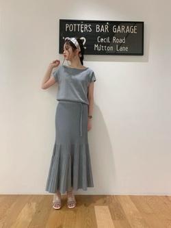 5203186 | STAFF | PROPORTION BODY DRESSING (プロポーションボディドレッシング)