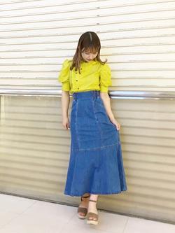 4514542 | Mai《渋谷109店STAFF》 | FREE'S MART (フリーズ マート)