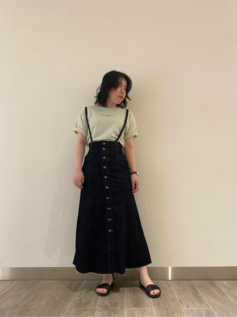 5541153 | yoko《タカシマヤゲートタワーモールSTAFF》 | FREE'S MART (フリーズ マート)