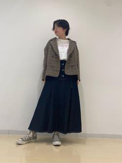 7326718 | yoko《タカシマヤゲートタワーモールSTAFF》 | FREE'S MART (フリーズ マート)