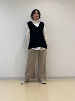 7084340 | yoko《タカシマヤゲートタワーモールSTAFF》 | FREE'S MART (フリーズ マート)