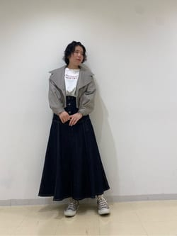 7109374 | yoko《タカシマヤゲートタワーモールSTAFF》 | FREE'S MART (フリーズ マート)