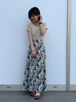 5024779 | Tomona《イオンモール岡山店STAFF》 | FREE'S MART (フリーズ マート)