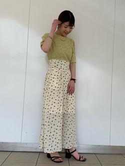 5141345 | Tomona《イオンモール岡山店STAFF》 | FREE'S MART (フリーズ マート)