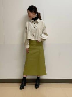 7249694 | Akane《イオンモール岡山店STAFF》 | FREE'S MART (フリーズ マート)