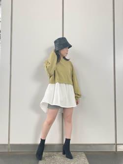 6790486 | riho《LUCUA大阪店STAFF》 | FREE'S MART (フリーズ マート)