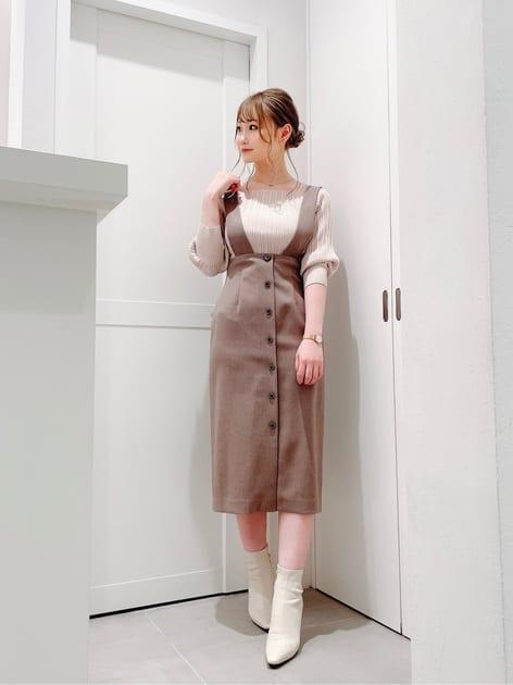 7035399 | STAFF | PROPORTION BODY DRESSING (プロポーションボディドレッシング)