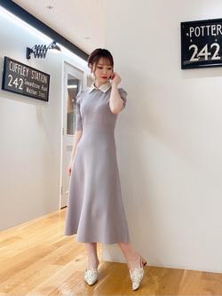 5242549 | STAFF | PROPORTION BODY DRESSING (プロポーションボディドレッシング)