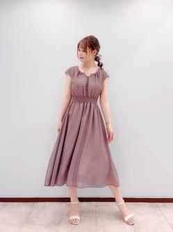 5834186   STAFF   PROPORTION BODY DRESSING (プロポーションボディドレッシング)