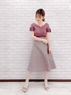 5569567 | STAFF | PROPORTION BODY DRESSING (プロポーションボディドレッシング)