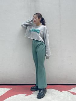 6909013 | shino《新宿ルミネエスト店STAFF》 | FREE'S MART (フリーズ マート)